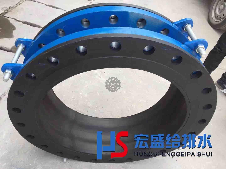 双鸭山翻边橡胶接头限位橡胶接头与扣槽橡胶接头的区别
