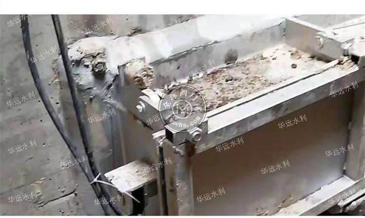门式自动冲洗系统 /水力冲洗门-华远水利