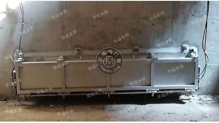 华远门式冲洗系统 门自动冲洗系统/水力冲洗门