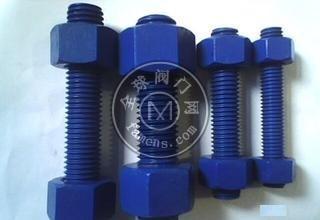供应镀XYLAN螺栓 xylan涂层螺栓 PTFE涂覆螺栓