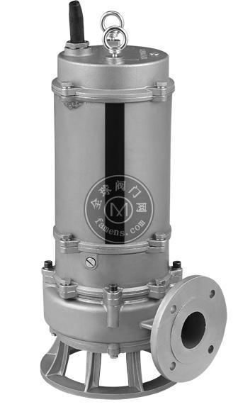 不锈钢潜水排污泵污水泵耐酸碱耐防腐蚀化工泵 排污泵 潜水泵