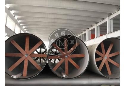 德威超大口徑水處理專用不銹鋼焊管