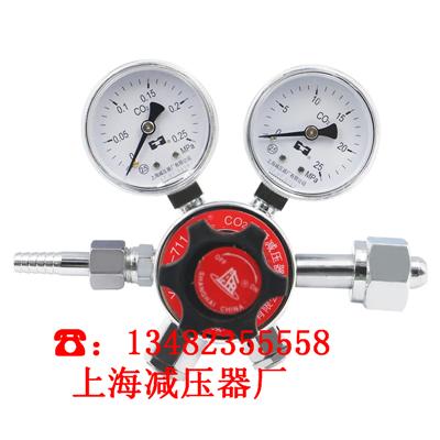 YQTS-711双极二氧化碳减压阀