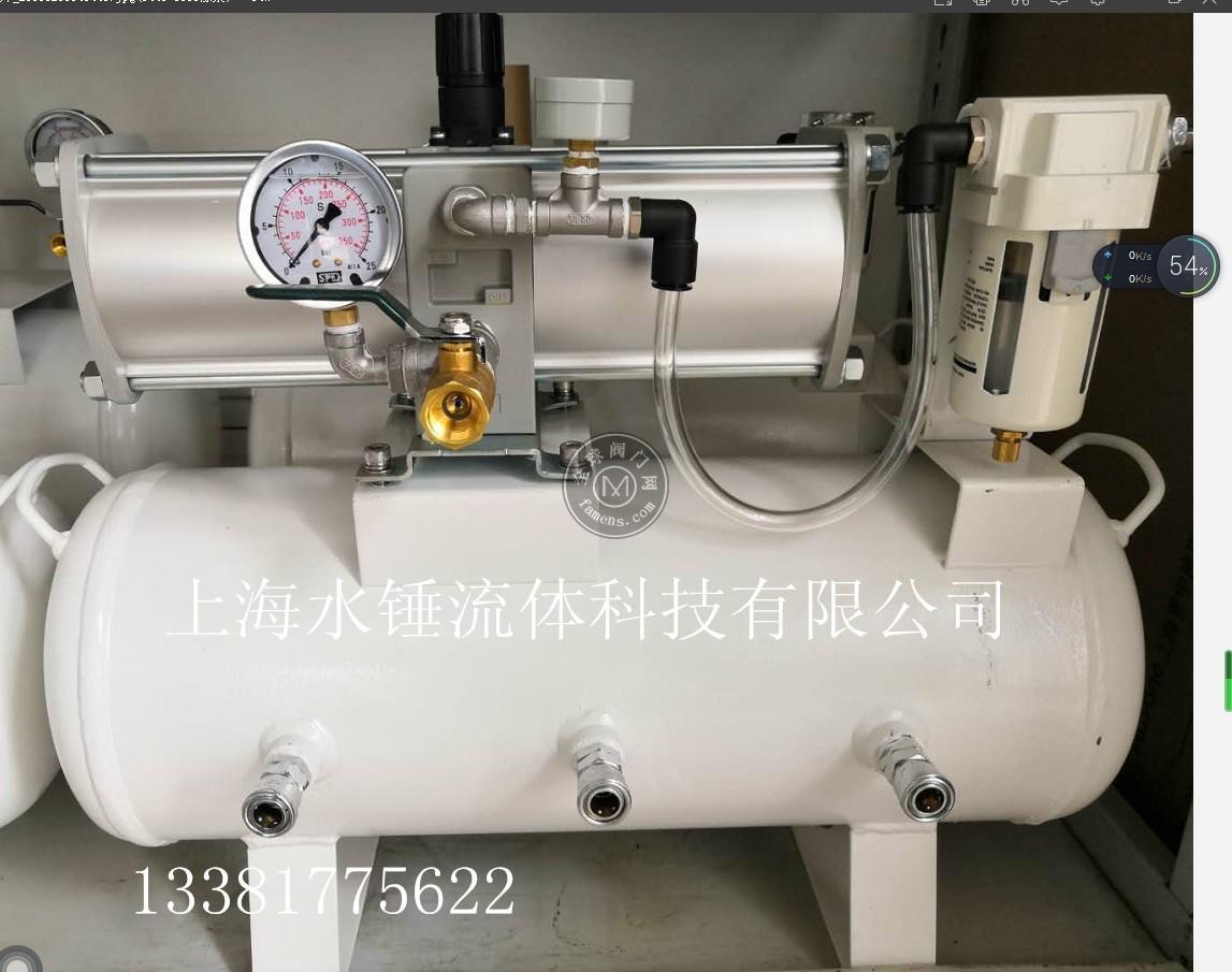 压缩空气增压泵SMC