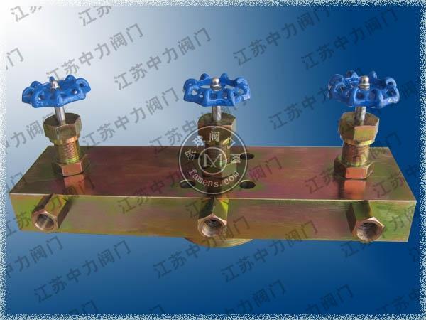 ZLJK3-320不锈钢一体式控制阀组