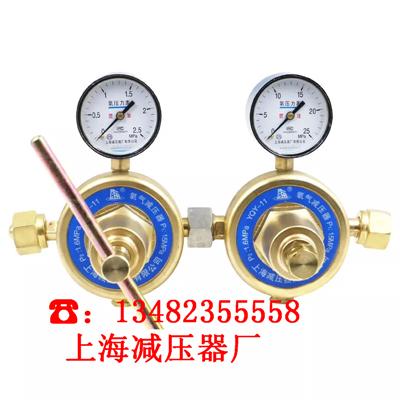 YQY-11氧氣減壓器氧氣減壓閥