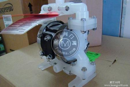 美国胜佰德气动隔膜泵加药型气动泵
