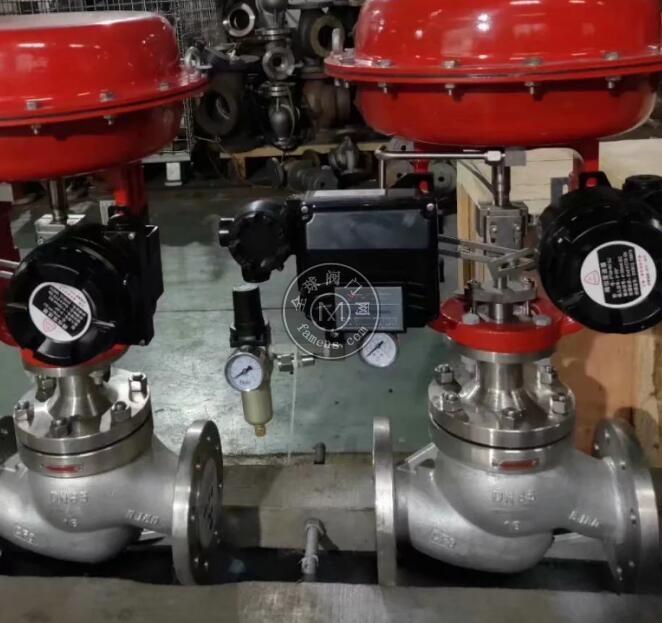 气动调节阀 气动套筒调节阀 气动薄膜调节阀