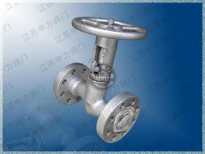 鍛鋼法蘭波紋管截止閥生產廠家