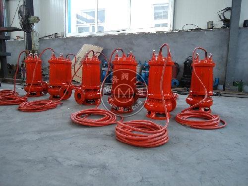 耐热污水排放泵-热水抽取泵