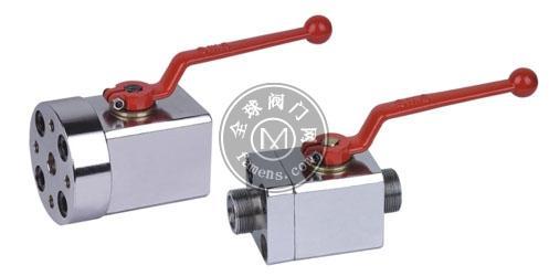 CJZQ系列高壓球閥(QJZ型)