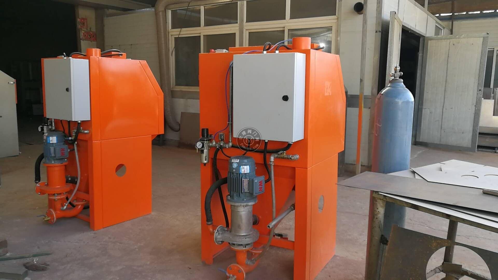 小型不锈钢阀体手动液体喷砂机