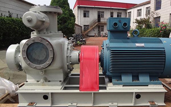 遠東泵業生產雙螺桿泵用作輸送航空煤油輸送泵