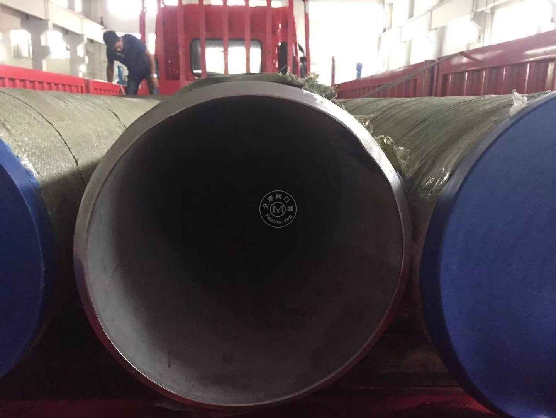 嘉兴德威不锈钢厚壁焊管