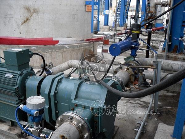 力華清池泥泵-池泥處理污水污泥泵 自吸泥漿泵
