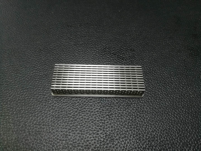 不锈钢阀体散热片