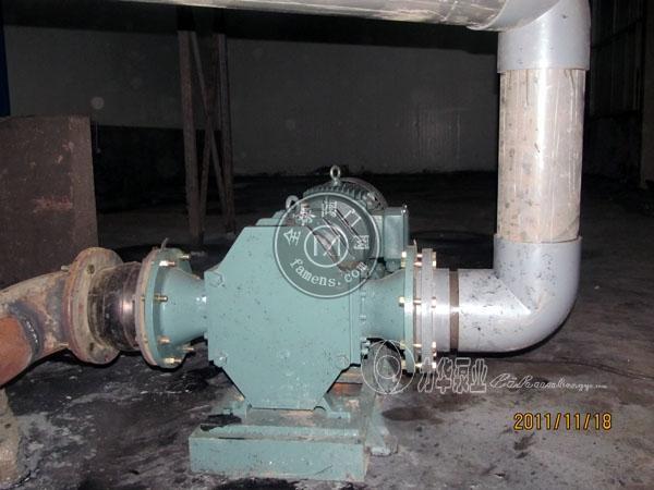 纸浆处理泵-力华纤维输送泵