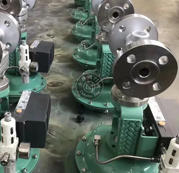 氣動調節閥 2507雙相鋼調節閥 2205雙相鋼氣動套筒調節閥