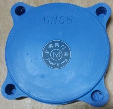 国标塑料封盖DN65