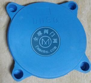 国标塑料封盖DN80