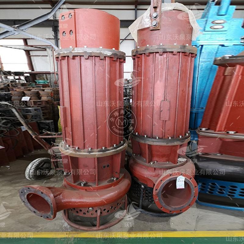 山东沃泉泵业有深度的保障,大型号抽沙泵