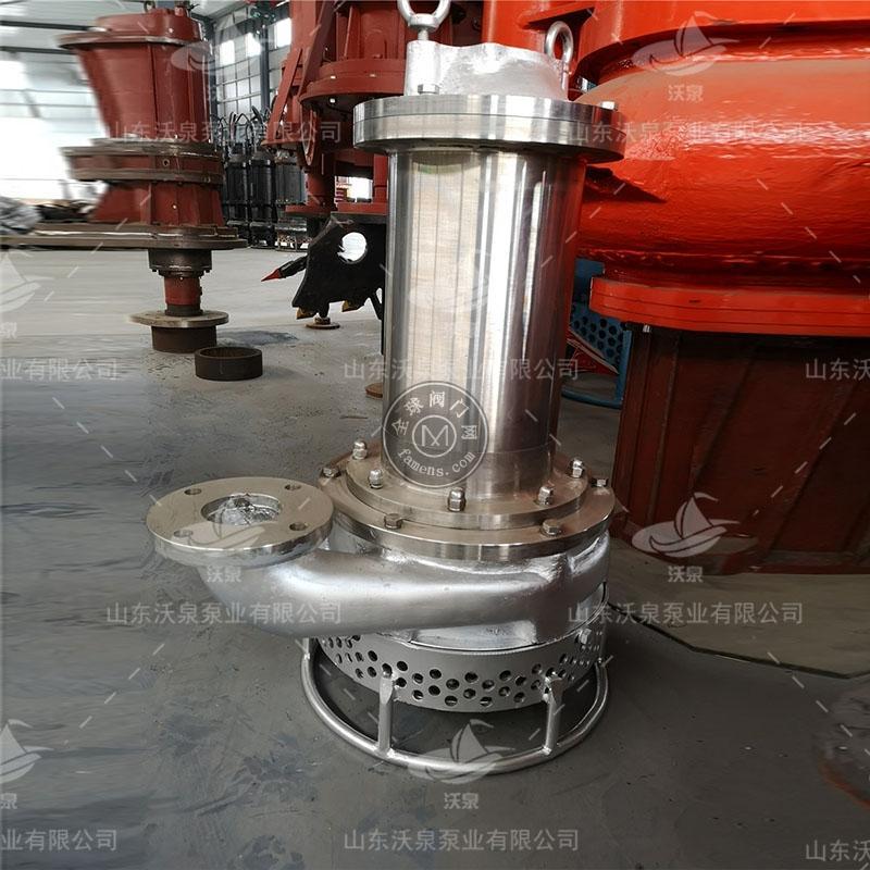沃泉泵讓你心動,不銹鋼沙礫泵,耐腐蝕泥沙泵
