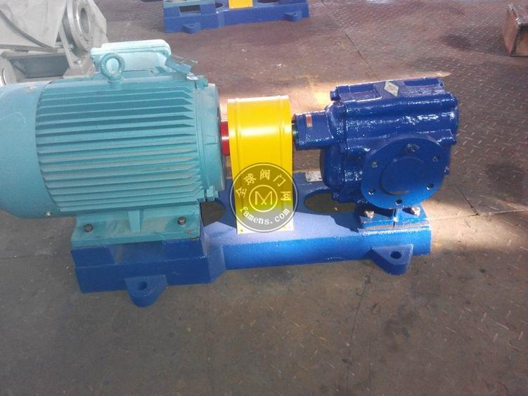 泊头齿轮泵厂2CY系列齿轮泵