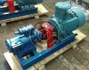 泊头齿轮泵厂3G系列三螺杆泵