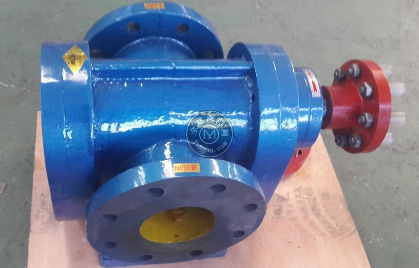 泊头齿轮泵厂LB系列冷冻机用齿轮泵