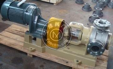 泊頭齒輪泵廠NYP系列內嚙合高粘度泵