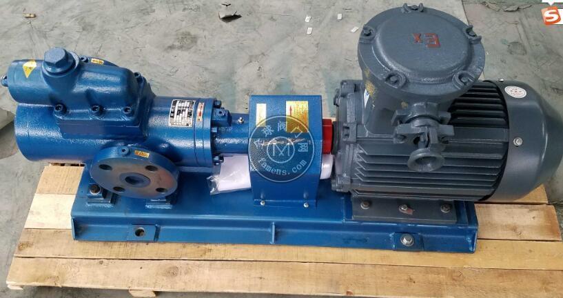 泊头齿轮泵厂SM系列三螺杆泵