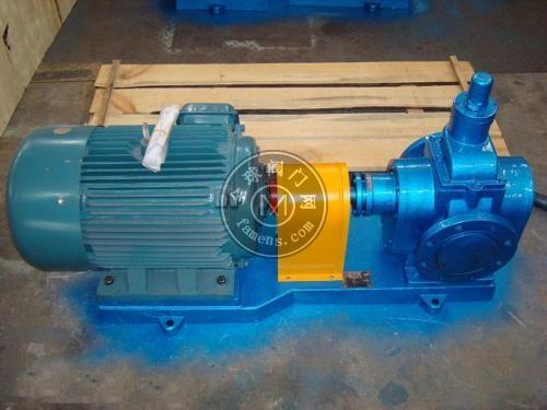 泊头齿轮泵厂YCB系列圆弧齿轮泵