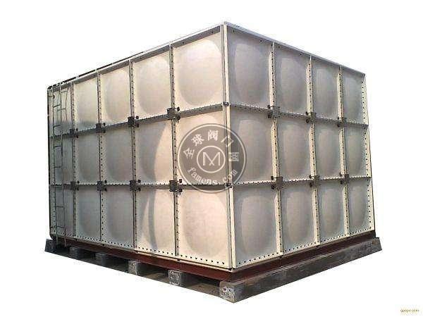 SMC组合式玻璃钢水箱、消防水箱