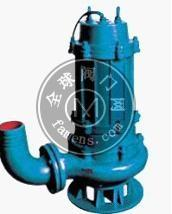 WQ型無堵塞潛水排污泵