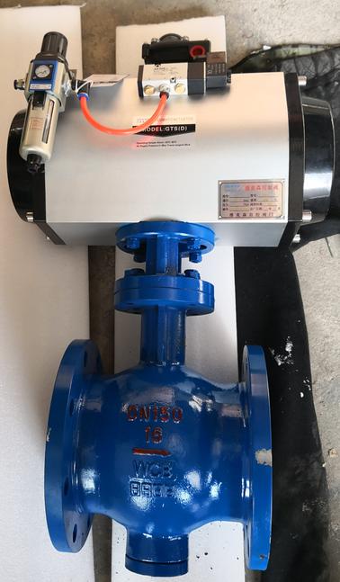 气动控制阀DQVT 高性能料浆阀DQVTM