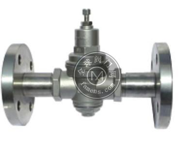 DPT/DPF直动式双活塞不锈钢平衡减压