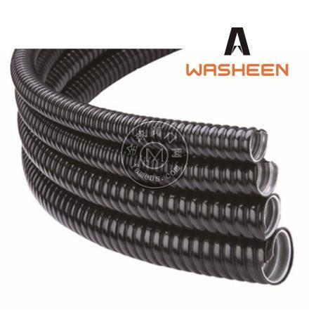 包塑金属软管304不锈钢 包塑管 华浔电气