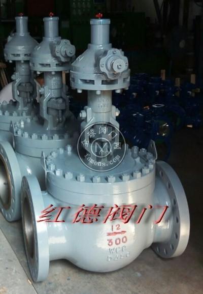GQ347Y轨道球阀