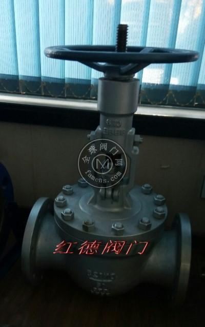 GQ47Y美标轨道球阀