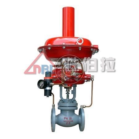 ZZYVP自力式调节阀 储罐自动供氮调节阀 铸钢氮封阀
