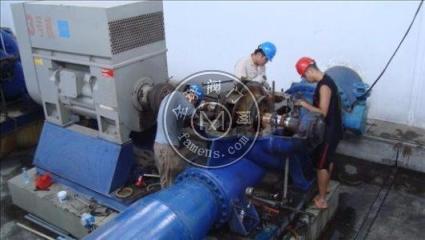 北京航空航天大學世紀城電機水泵維修