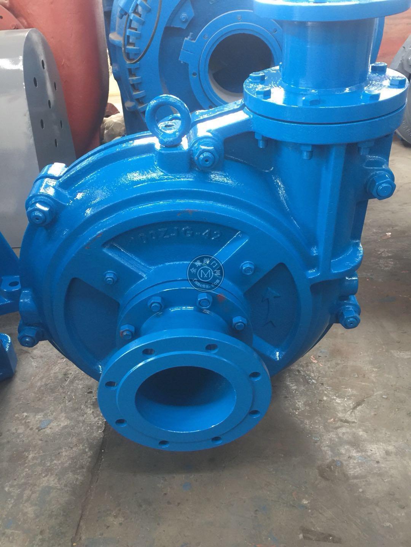 河北渣漿泵ZJG渣漿泵 壓濾機專用泵 壓濾機入料泵 尾礦泵