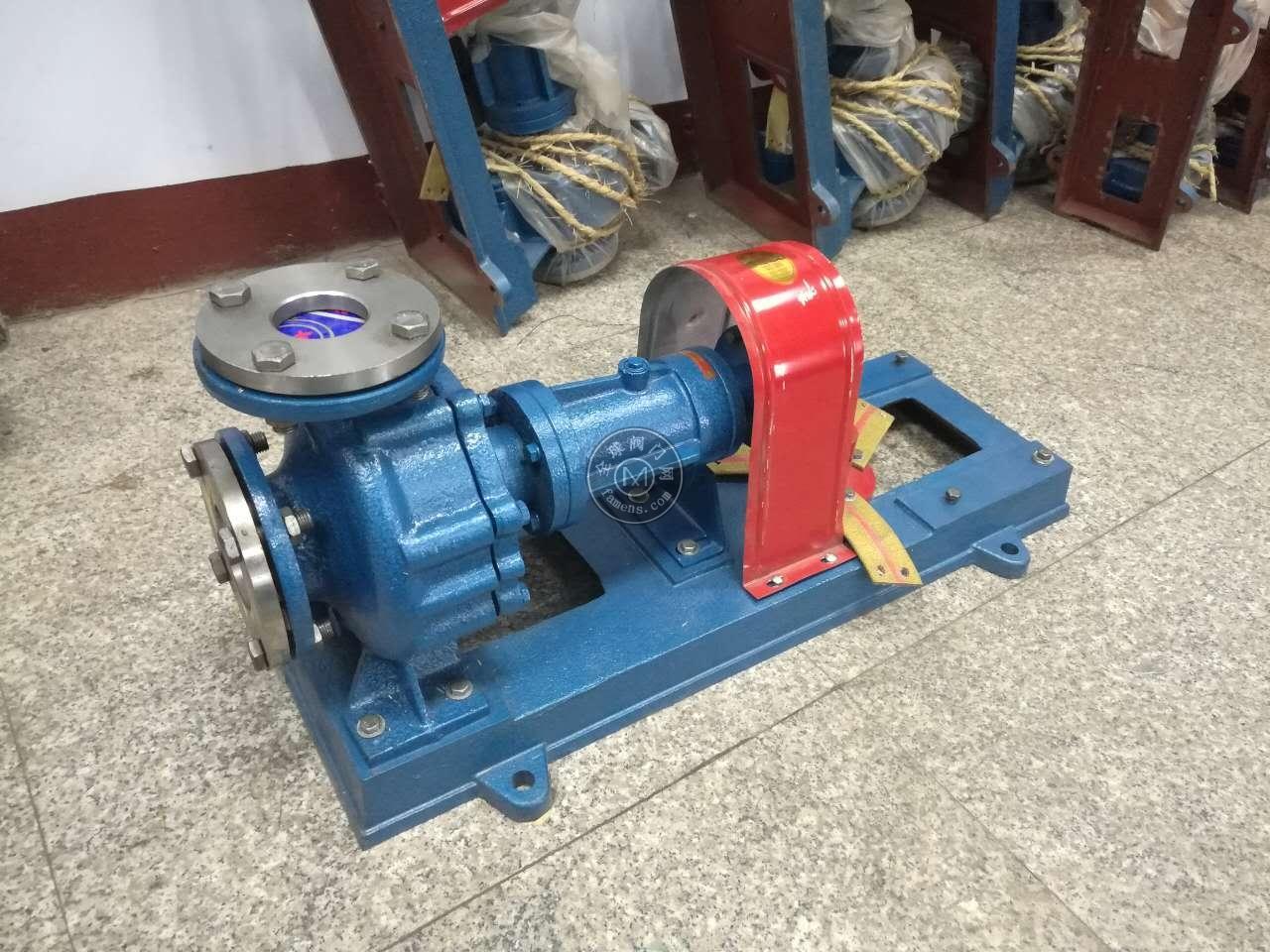 供应通驰牌BRY风冷式导热油泵 锅炉配套循环泵