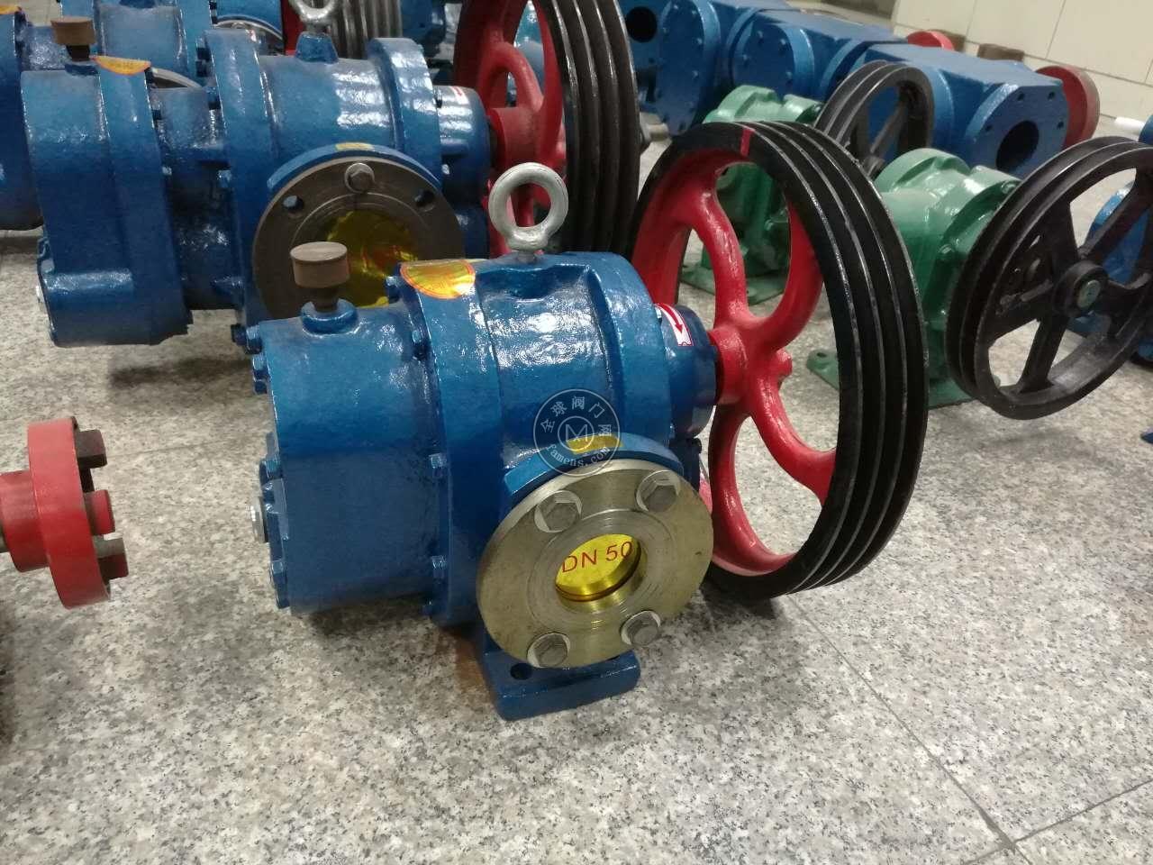批发高粘度LC罗茨油泵 沥青输送泵