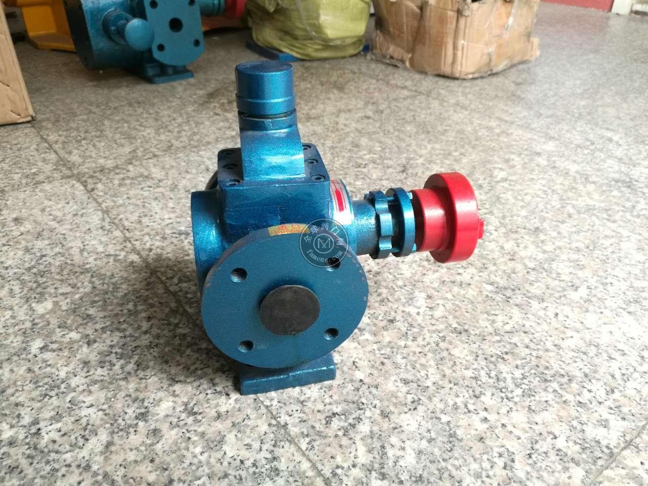 供應通馳牌YCB圓弧齒輪泵 高粘度泵
