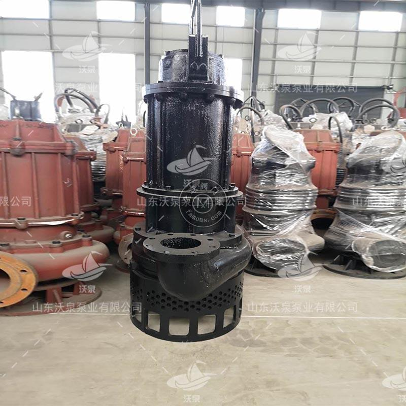 大口径排污泵,高耐磨渣浆泵,无堵塞混浆泵