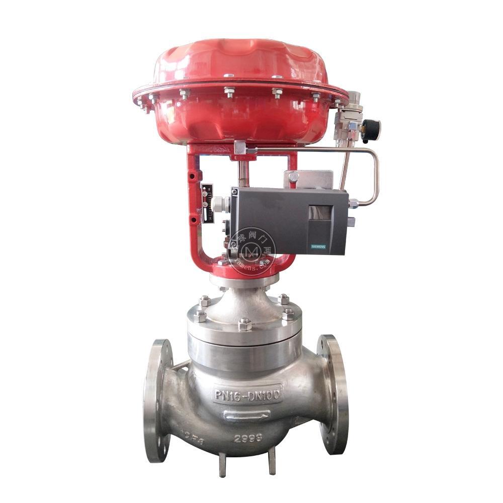 ZJHM 蒸汽調節閥 氣動波紋管調節閥