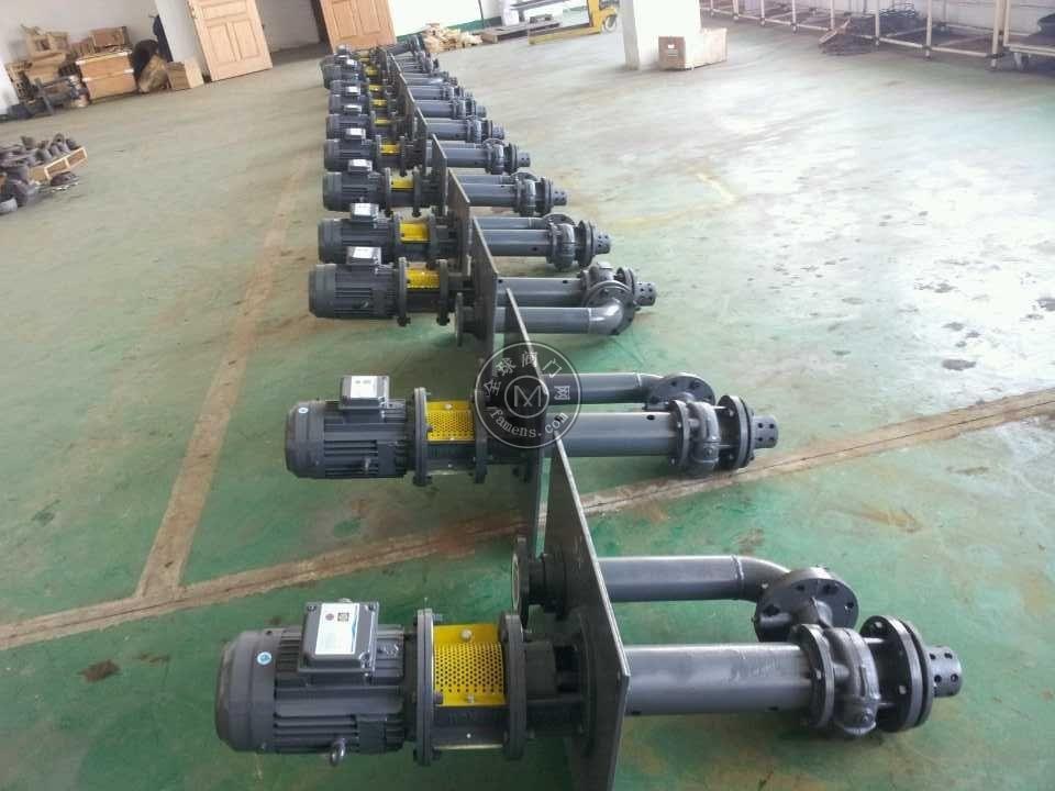 立佳機械高品質YW型無堵塞液下式排污泵