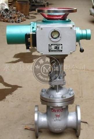 铸钢电动闸阀
