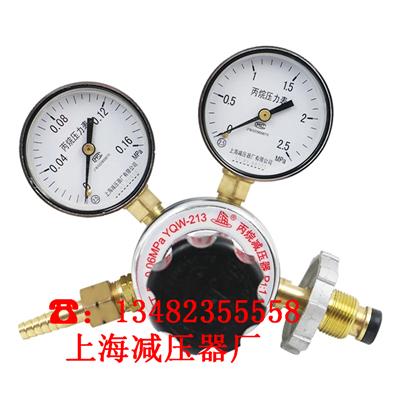 YQW-213丙烷減壓閥